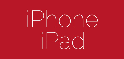 Apple iPhone / iPad